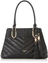 Dune Dkara Large Quilted Tote