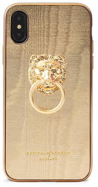 Aspinal of London Lion iPhone Xs Case
