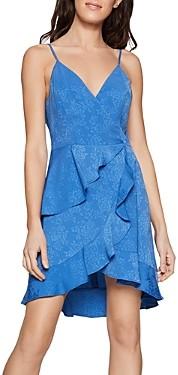 BCBGeneration Ruffled Camisole Mini Dress