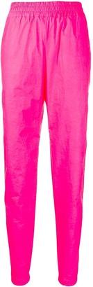 Fiorucci Tyvek track trousers