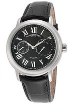 Raymond Weil 2846-STC-00209 Men's Maestro Automatic Black Genuine Leather and