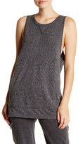 Steve Madden Lace Up Back Tank