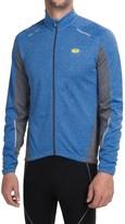 Sugoi Hotshot Cycling Jersey - Full Zip, Long Sleeve (For Men)