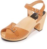 Swedish Hasbeens Pia Super High Sandals