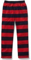 Gap Striped terry PJ pants