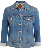 Burberry Denim Jacket - Mid denim