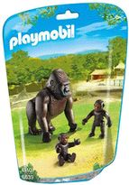 Playmobil Gorilla with Babies Set - 6639