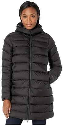 Arc'teryx Seyla Coat (Black) Women's Clothing
