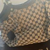 Gucci Sukey Blue Patent leather Handbags