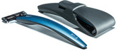 Bolin Webb R1-S 3000 Razor and Razor Case - Blue
