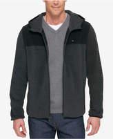 Tommy Hilfiger Colorblocked Fleece Jacket