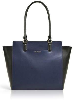 Vera Bradley Navy Leather Morgan