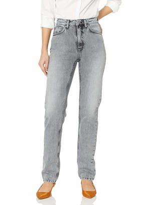 Nudie Jeans Women's Breezy Britt Lazy Grey 36/30