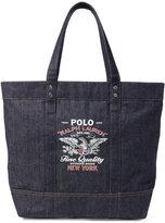 Polo Ralph Lauren Men's Denim Tote