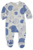 Little Marc Jacobs Baby's Hedgehog Printed Footie