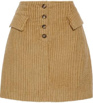 Baum und Pferdgarten Shai Cotton-chenille Mini Skirt