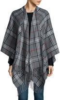 Fraas Plaid Wrap