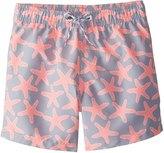 Snapper Rock Boys' Starfish Boardshort (2T10) - 8155123