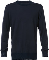 Maison Margiela classic knitted sweater - men - Wool - S