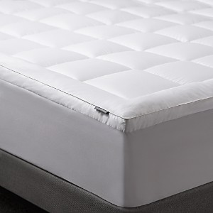 Bloomingdale's My Plush Mattress Topper, Queen