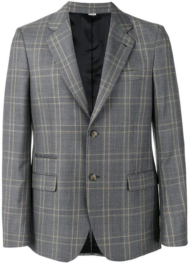 Stella McCartney check tailored jacket