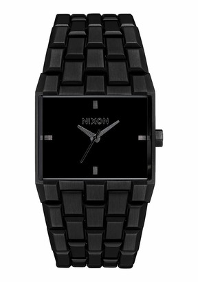 Nixon Analog Quartz Watch with Stainless Steel Strap A1262-001-00