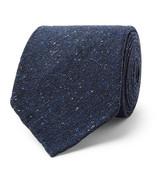 Dunhill 8cm Mélange Woven Tie