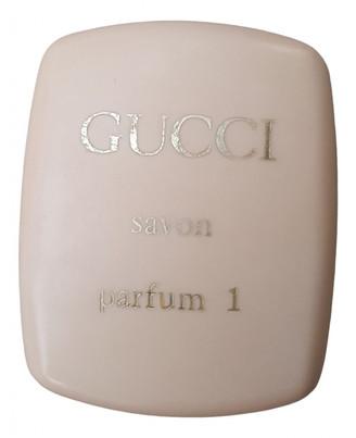 Gucci Beige Plastic Bag charms