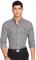 Polo Ralph Lauren Plaid Cotton Twill Sport Shirt