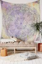 Urban Outfitters Sabrina Tie-Dye Medallion Tapestry