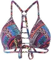 Biba Tribal ladder back bikini top