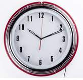 """Control Brand Neon Diner 16"""" Wall Clock"""