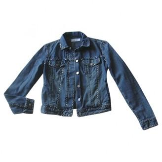 Nicole Farhi Blue Denim - Jeans Jacket for Women