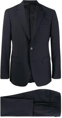 Lanvin Notched-Lapel Slim-Fit Suit