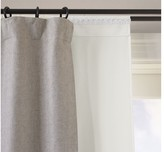 Pottery Barn Blackout Curtain Liner