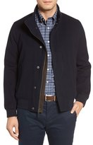 Brooks Brothers Tristam Wind & Water Resistant Bomber Jacket