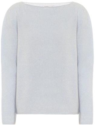 Agnona Cashmere and linen sweater