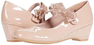 Rachel Briella (Little Kid/Big Kid) (Pale Blush Patent) Girl's Shoes