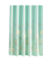Avanti 'Sequin Shells' Shower Curtain
