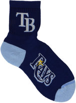 For Bare Feet Tampa Bay Rays Ankle TC 501 Med Socks