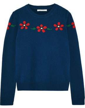 Chinti and Parker Intarsia Wool Sweater
