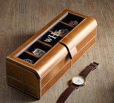 Pottery Barn Beckett Leather Watch Box