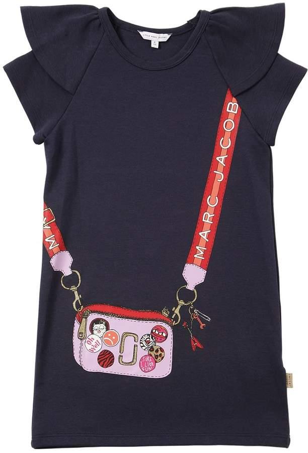 af6ca5d42 Little Marc Jacobs Navy Dress - ShopStyle