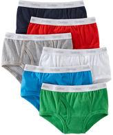 Osh Kosh 6-Pack Cotton Briefs