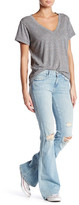 Current/Elliott The Low Bell Flare Jean