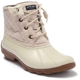 Sperry Syren Gulf Quilted Wool Duck Boot