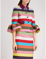 Mary Katrantzou Cuckoo wool-blend jacket