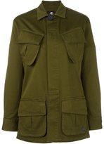 Paul Smith military jacket - women - Cotton/Spandex/Elastane - 44