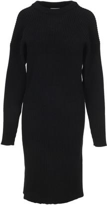 Bottega Veneta Open Back Knitted Dress