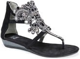 Muk Luks Athena Womens Gladiator Sandals